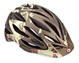 Bell Variant Bicycle Mountain Helmet, Matte Brown/Gold Blocks, Large