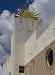 Sun Theatre, Yarraville.  Boutique Art Deco cinemas.