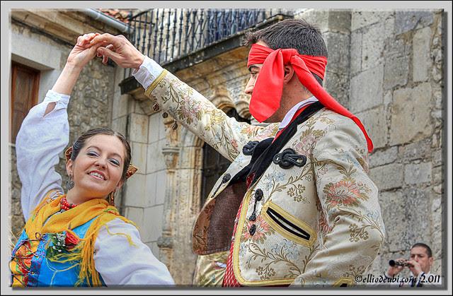 Danzas en Santa Casilda 2