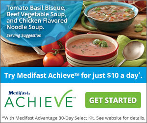 Lose weight with Medifast!