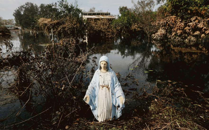 7 momentos en los que María sobrevivió a los terremotos