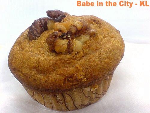 Yozora's Walnut Banana Cupcake1