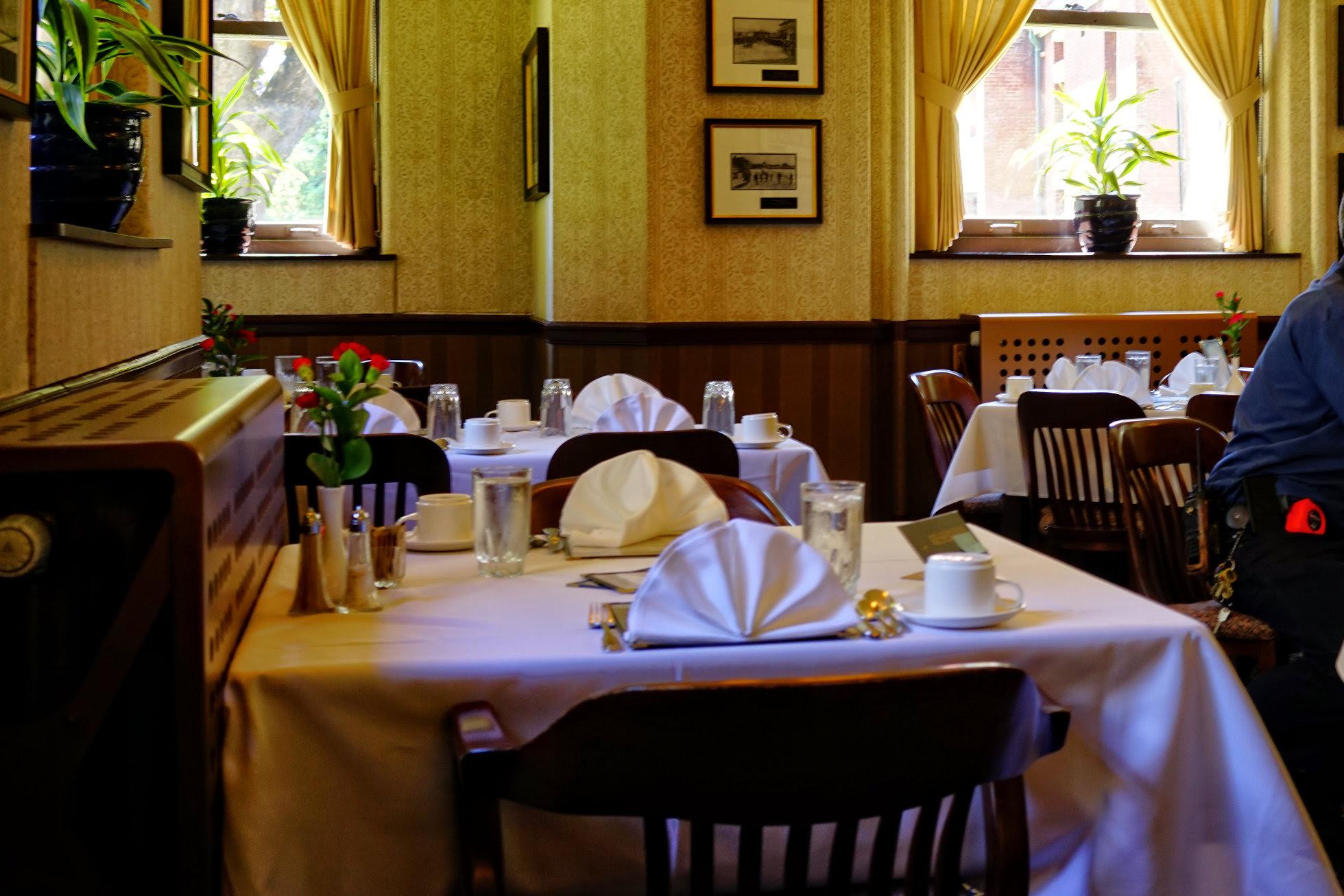 Bc Legislative Dining Room Menu