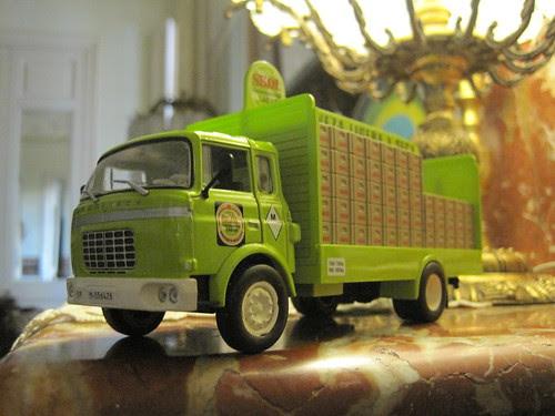 Camió Barreiros Halcon de la col·lecció Altaya.