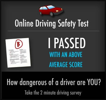 How dangerous of a driver are you?