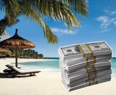 12.800 milhões de euros é o montante do investimento português nas Ilhas Caimão, 52% desse capital provém do sector segurador e 18% da banca