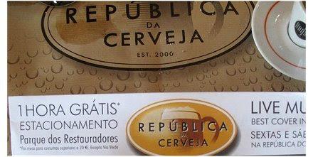 República da Cerveja