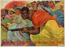 Chinese Anti-Imperialist Poster