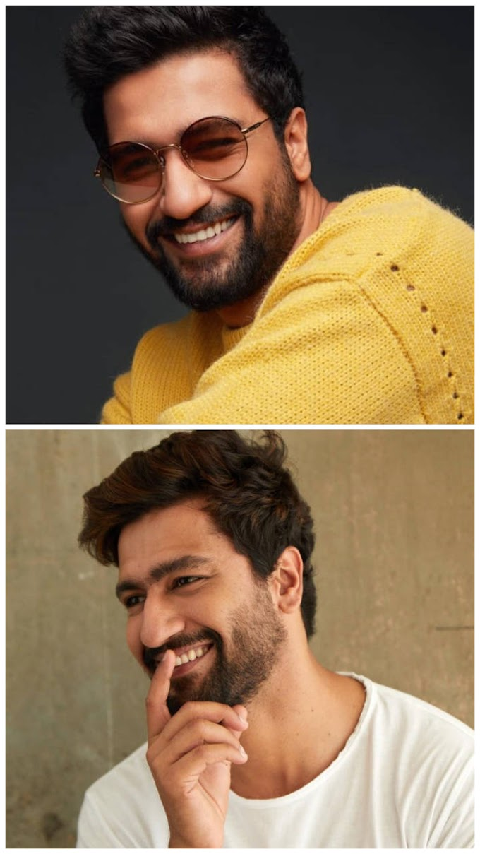 Vicky Kaushal's pics capturing his smile