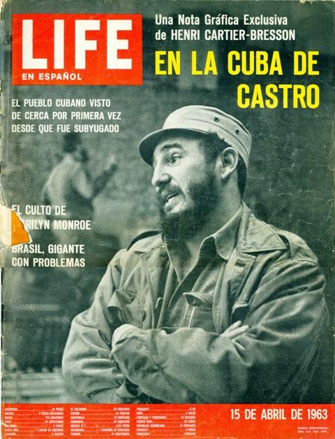 Fidel Castro en Life