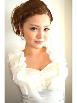【結婚式】上品で可愛い 最新お呼ばれヘアカタログ【パーティー  - ヘアセット カタログ 結婚式