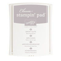 Smoky Slate Classic Stampin' Pad by Stampin' Up!