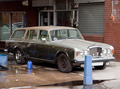 Bentley T2 Estate