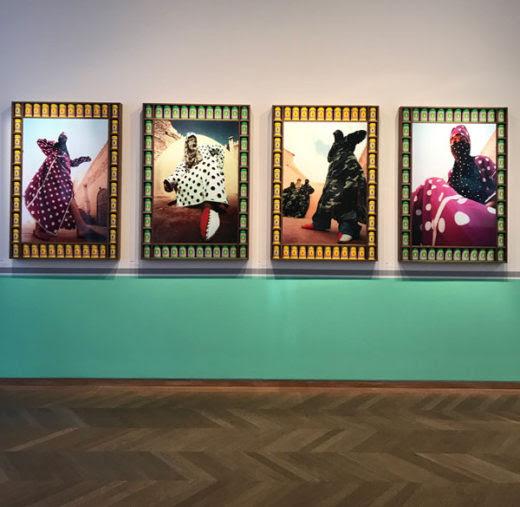 The Colorful World Of Hassan Hajjaj Prêt à Voyager