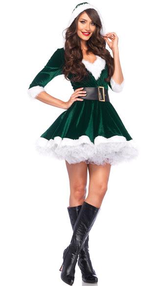 santa baby velvet holiday dress sexy santa dress red