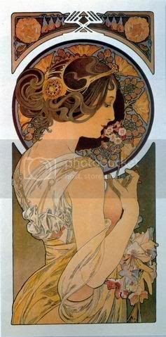 alfons mucha Pictures, Images and Photos