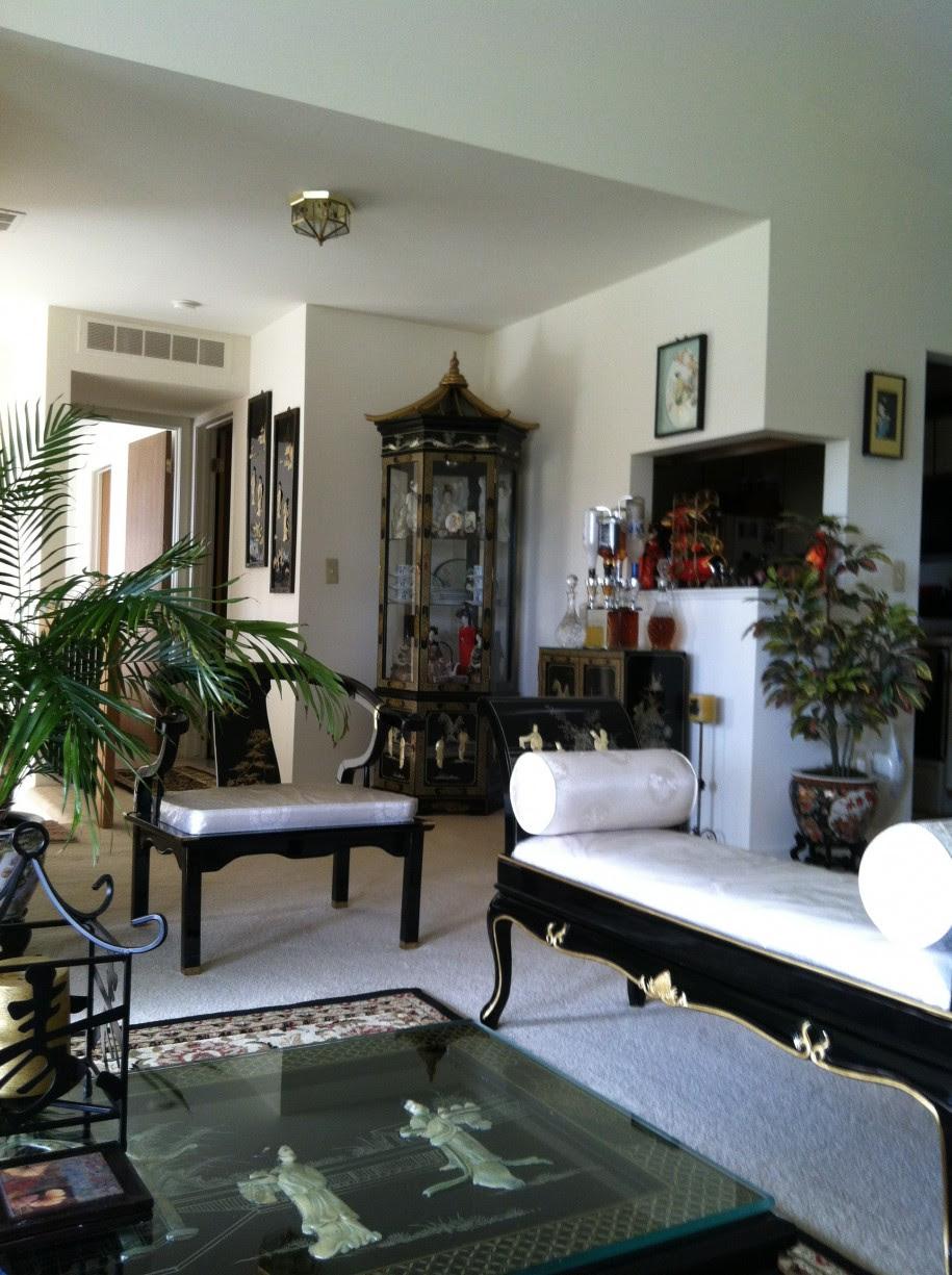 Asian Inspired Living Room Ideas
