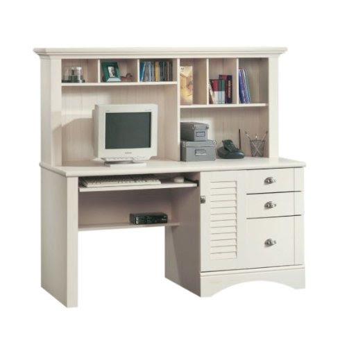 Sauder Desks Promotion: Buy Best Antique White Computer ...