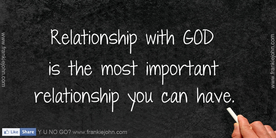 Quotes About Relationship With God 151 Quotes