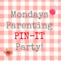 Parenting Pin It Party Badge Monday Parenting Pin It Party #21