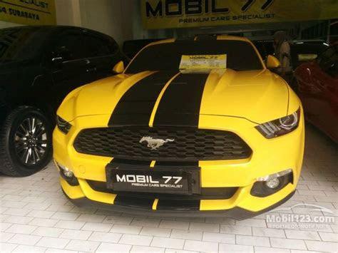ford mustang mobil bekas  dijual  indonesia