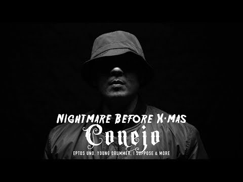 Nightmare Before Christmas Show Ft. Conejo, Eptos Uno, Young Drummer & More 10/23/18 (Official Recap Video)