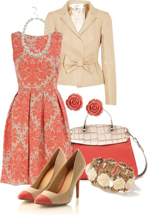 romantic polyvore outfits pretty designs