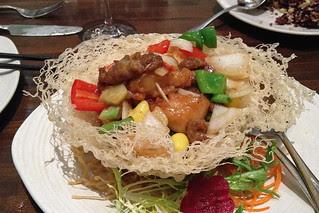 M.Y. China - Crispy Noodles