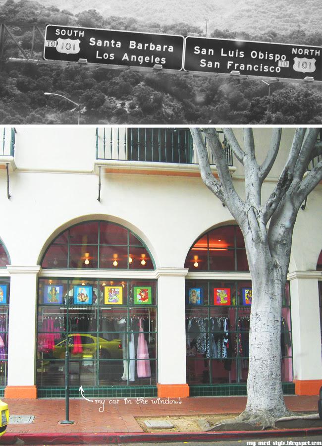 Santa Barbara CA collage 1
