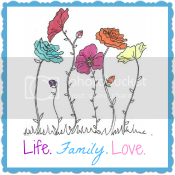 Grab button for life family love