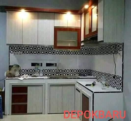 Jasa Kitchen Set 2020 Jasa Pembuatan Kitchen Set Depok Harga Terjangkau