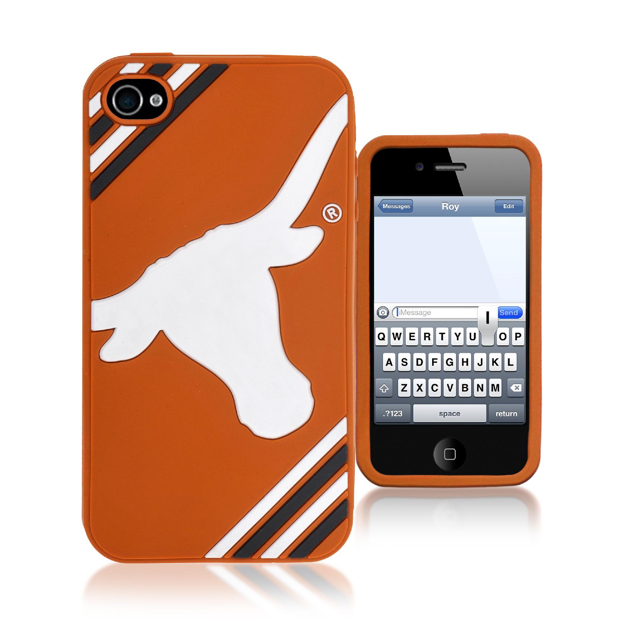BUY Forever Collectibles Texas Longhorns Soft iPhone Case OFFER