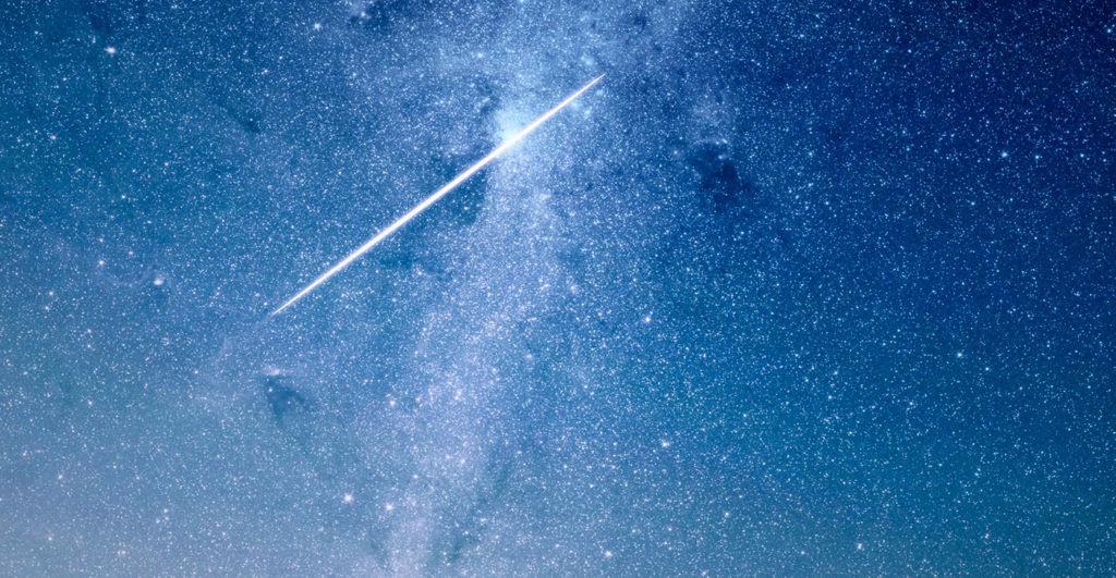 Comment Photographier Les étoiles Filantes Apprendre La