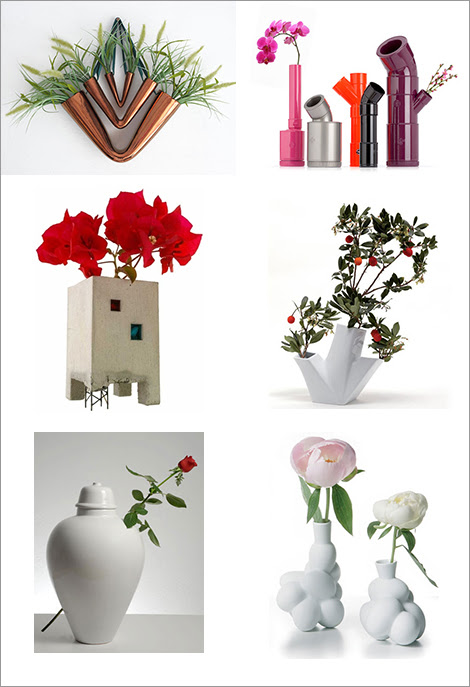 Modern Flower Vases: 24 Decorative Designs, Ideas and Arrangements ...