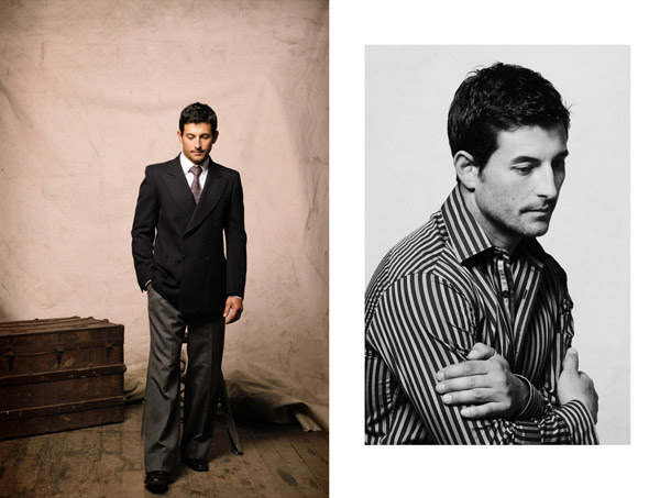 Male Modelling Portfolio, Formal Shots. Kent Johnson Photographer