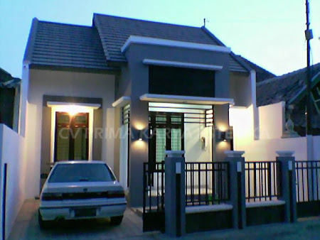 74 Gambar Rumah Minimalis Lantai 1 HD