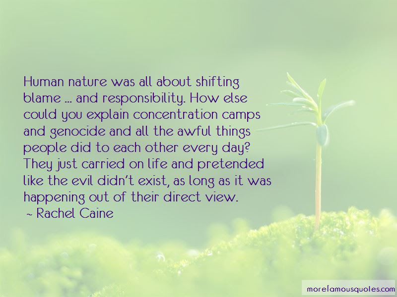 Quotes About Blame And Responsibility Top 48 Blame And
