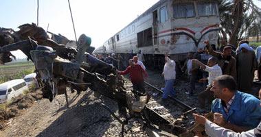 أحداث قطار أسيوط