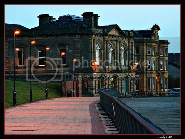 picture of the Customs House, South Shields