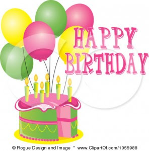 Birthday Cake Illustrations And Clip Art 83324 Birthday
