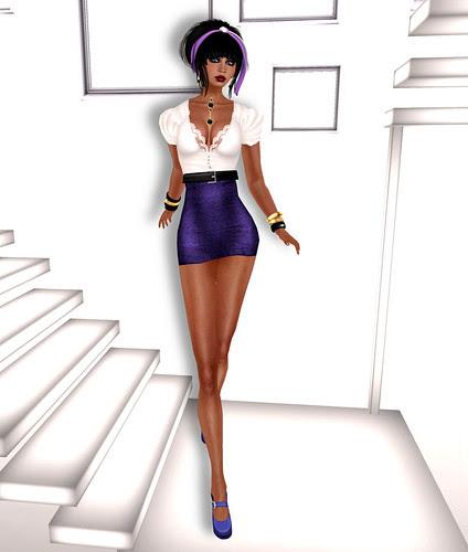 helli_CHANDELLE - Vanity Fair Gift 2012