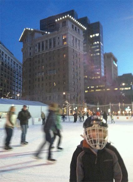 Winter Skate, Winter Skate