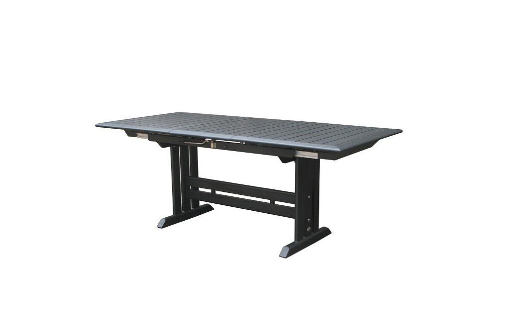 Table De Jardin Pied Central