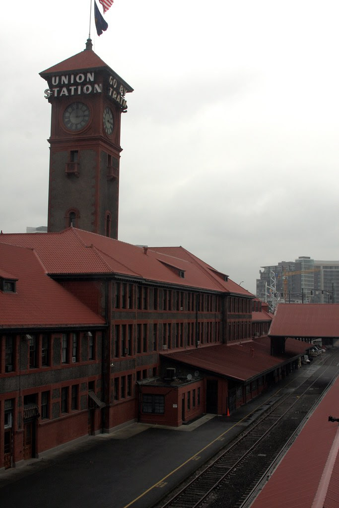 Union Station Pedestrian Bridge
