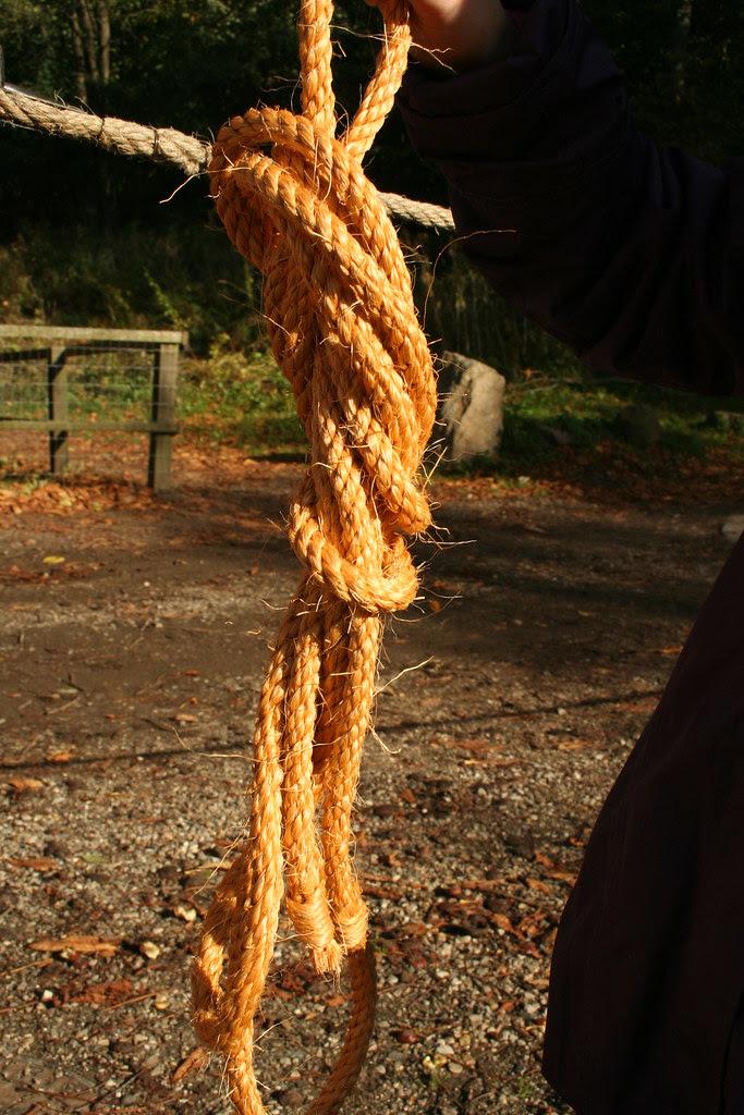 Ropemaking at Tadre Mølle