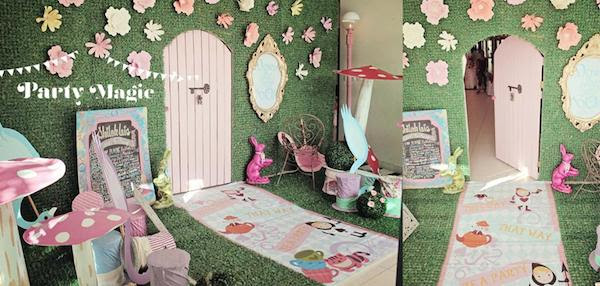 Alice In Wonderland Girl Party Philippines Mommy Family Blog