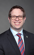 Photo - Chris Bittle - Click to open the Member of Parliament profile