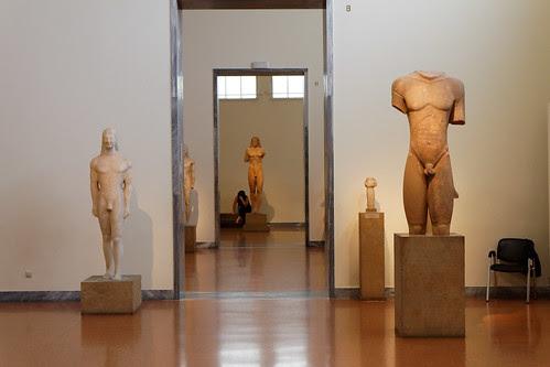 Athens National Archeological Museum - Kouroi