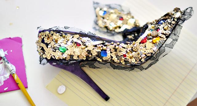 Dolce ve Gabbana Pompalar-Ayakkabı-DIY-14 Embellished