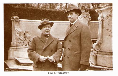 Pat & Patachon (Fy og Bi)